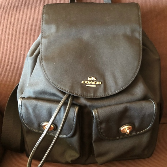 82b5b9cc71 Coach Handbags - Coach Nylon Backpack